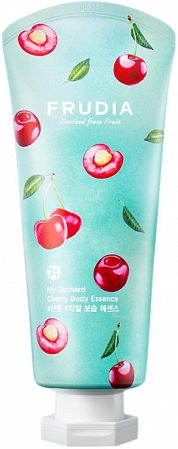 Frudia~Молочко для тела с экстрактом вишни~My Orchard Cherry Body Essence