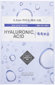 ETUDE HOUSE~Маска тканевая c гиалуроновой кислотой 0.2~Therapy Air Mask Hyaluronic Acid Moi