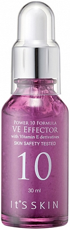It's Skin~Лифтинг сыворотка с витамином Е~Power 10 Formula VE Effector